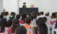 Persecuted Iraqi and Syrian Children Given a Day of Fun