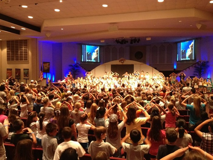 Nurturing God's Global Heart in American Kids: A VBS That Raised Funds for Refugee Children in Lebanon