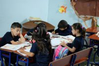 School Lunches for Refugee Children: A Vision Materializing